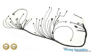 bmw e36 rb25det swap wiring harness wiring specialties rh wiringspecialties com