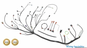 s14 sr20det wiring harness for datsun 510 pro series Mustang Wiring Harness
