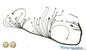 rb25det wiring harness for s13 240sx pro series