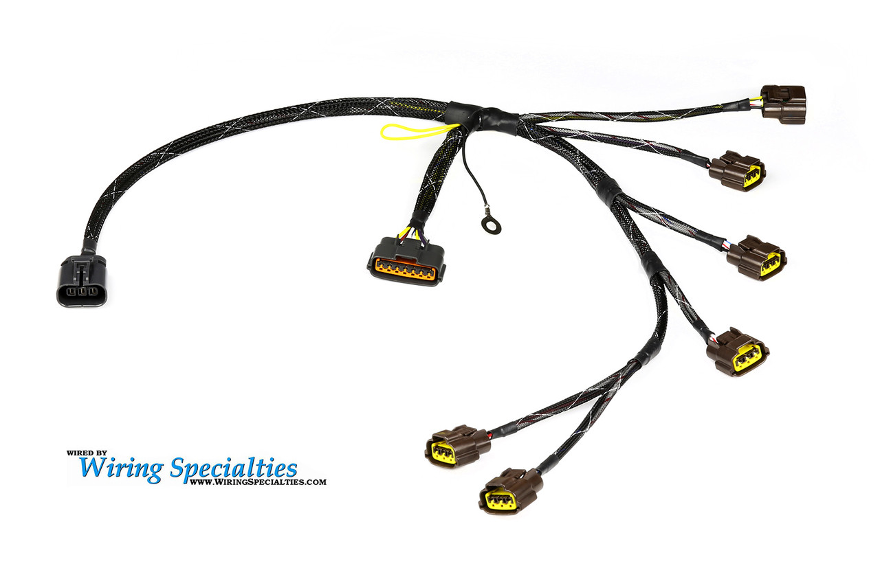 Rb20det Wiring Harness S13 - Function Wiring Diagram
