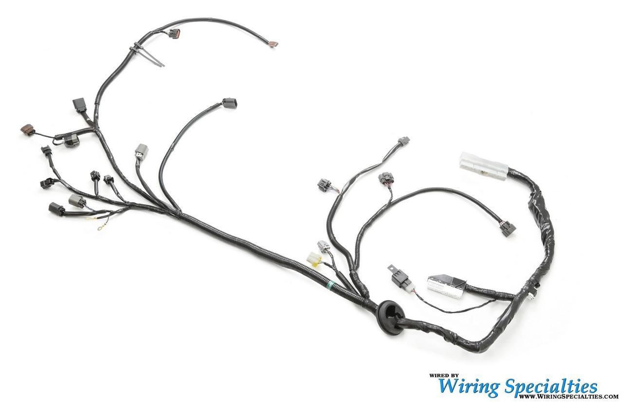 240sx s14 sr20det engine harness wiring specialties rh wiringspecialties com