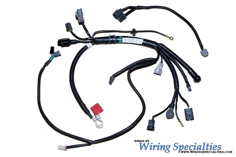s13 sr20det trans harness for s13 240sx oem series