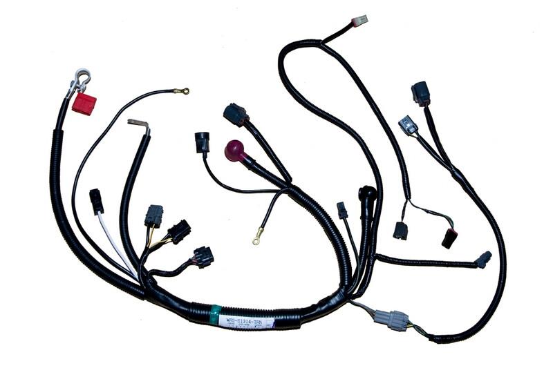 240sx s14 sr20det transmission harness wiring specialties rh wiringspecialties com