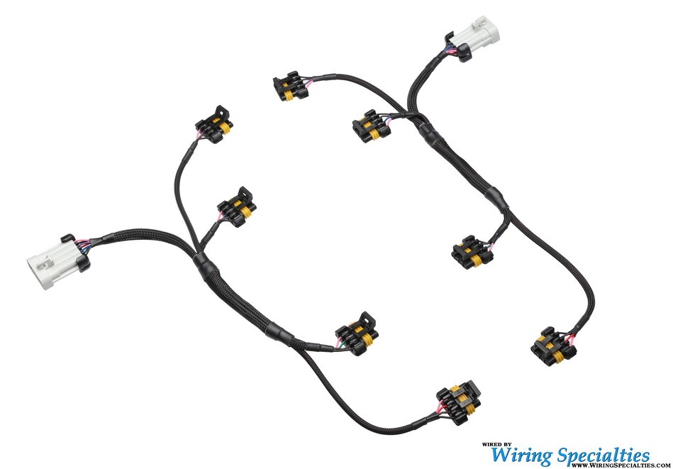 ls1 ls6 coil pack harness set pro series wiring. Black Bedroom Furniture Sets. Home Design Ideas