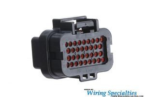 Haltech 34 pin connector