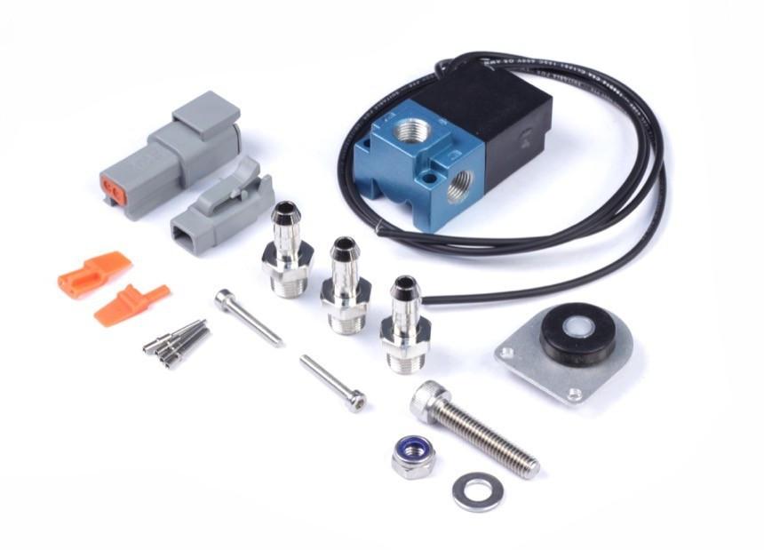 Haltech Boost Control Solenoid - 33Hz on