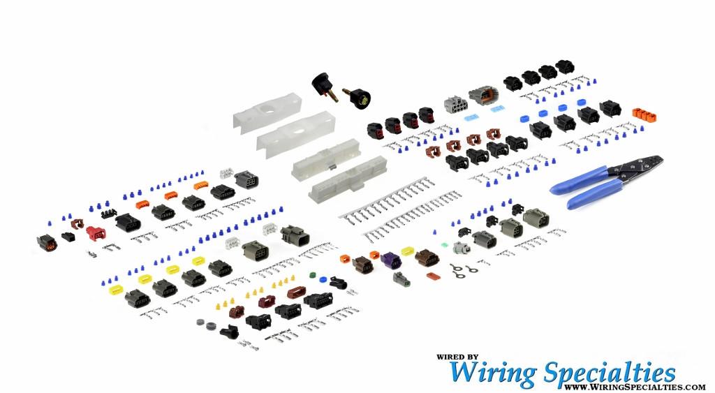 S13 KA24E Harness Repair Kit (SOHC) on
