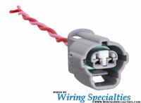 2JZGTE Intake Air Temperature Connector - 2JZGTE IAT connector