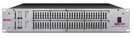 GEQ-231 Two-Channel Graphic Equalizer (Refurbished)