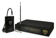 Nady Encore I GT wireless guitar system (Manufacturer Refurbished)