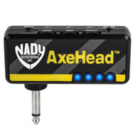 NADY Axehead Headphone Guitar Amp - Miniature Headphone Guitar Amplifier (Refurbished)