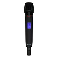 HT-1KU Handheld Microphone Transmitter For W-1KU, 2W-1KU, and 4W-1KU Wireless Systems