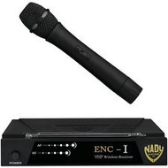 ENC I HT Wireless Handheld Microphone System,  - NEW in box
