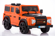 Landrover Defender 12V Ride on