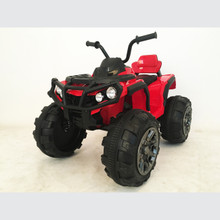 K-4 Super Quad - Red