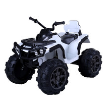K-4 Super Quad - White