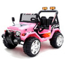 Wrangler-Style Ride-On - Pink
