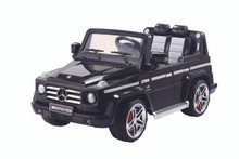 12V Mercedes G55 Ride on Car