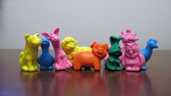 Farm Animal Erasers