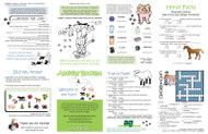 Quarter Fold Farm Activity Page