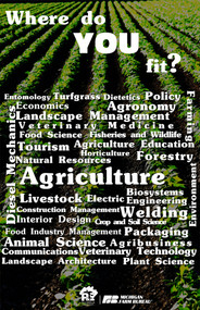 Think Ag Career Poster