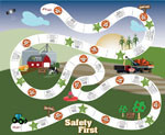 Safety Board Game