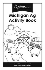 Michigan Agriculture Activity Book (Bundle of 30)
