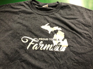 God Made A Farmer T-shirt