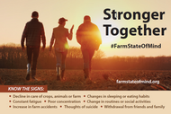 Farm State of Mind Postcards (pkg of 25)