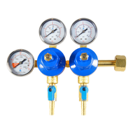 Premium Series Dual Primary CO2 Regulator - R1022