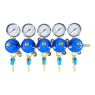 Secondary Beer Regulator - 5 Pressure 5 Product - R1155