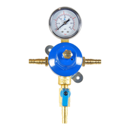 Secondary Beer Regulator - 1 Pressure 1 Product - Pass Through - R1101PT