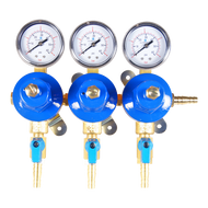 Secondary Beer Regulator - 3 Pressure 3 Product - R1133