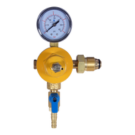 Primary Beer Regulator - Nitrogen - Single Gauge - R1201