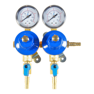 Secondary Beer Regulator - 2 Pressure 2 Product - R1122