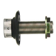 """Beer Faucet Shank Assembly - 3 1/8"""" with 1/4"""" Bore"""