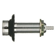 """Draft Beer Nipple Shank Assembly - 4-1/2"""" with 3/16"""" Bore"""