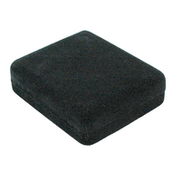 Black Ecosuede Pendant or Earring Box