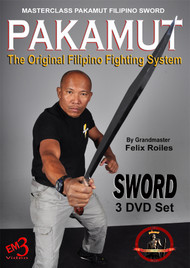 PAKAMUT FILIPINO SWORD SERIES PAKAMUT - (3 DVD Set)