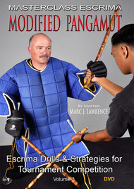 MODIFIED PANGAMUT ESCRIMA (Vol-3) By Master Marc J. Lawrence