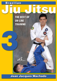 BRAZILIAN JIU JITSU THE BEST OF ON-LINE TRAINING - 3 DVD Set