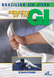 BRAZILIAN JIU JITSU SECRETS OF THE GI - DVD