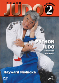 POWER JUDO Vol. 2 PYTHON JUDO by Hayward Nishioka