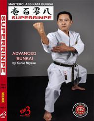 KARATE KATA BUNKAI (SUPERRINPE) Vol-7 - KATA & BUNKAI by Kunio Miyake