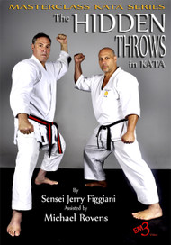 The HIDDEN THROWS IN KATA By Jerry Figgiani