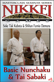 NIKKEI GAMES SEMINARS 2015 Featuring Soke Tak Kubota & Shihan Fumio Demura