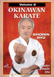 OKINAWAN KARATE SHORIN RYU Vol. 2 By Master Eihachi Ota