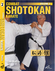 COMBAT SHOTOKAN KARATE VOL. 2 By Tom Muzila