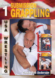 Submission Grappling  Vol-1, 2 & 3 (3 DVDs Set)