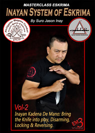Inayan System of Eskrima Vol-2 By Suro Jason Inay